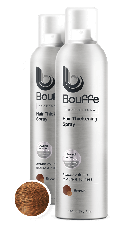 Bouffe Professional Thickening Spray for Brown hair